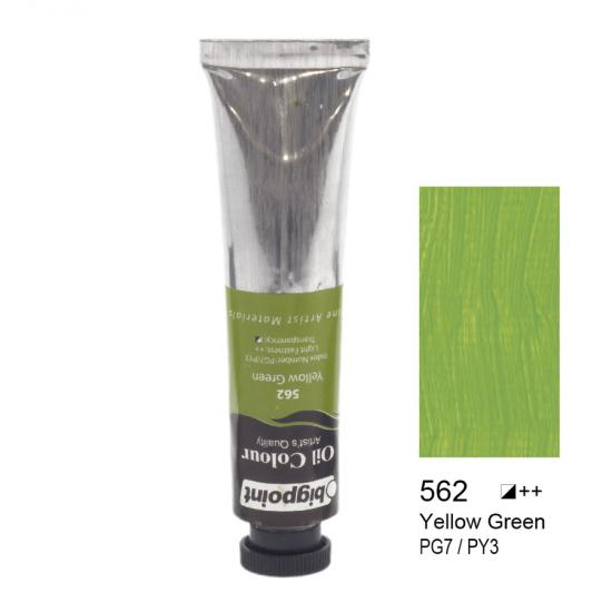 Bigpoint Yağlı Boya 200 ml Yellow Green 562