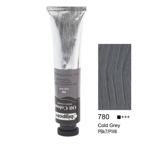 Bigpoint Yağlı Boya 200 ml Cold Grey 780
